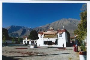 Dagpo Dratsang Tibet nov 2012